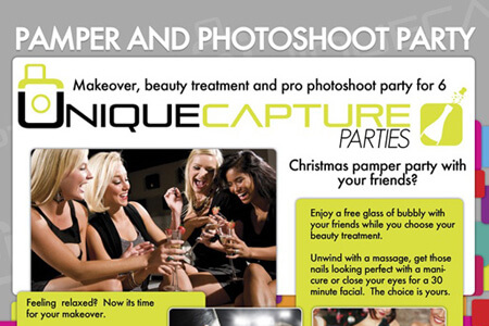53% off Milton Keynes Makeover, Pamper & Photoshoot Parties