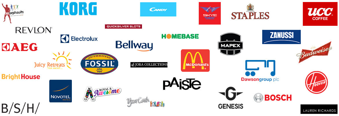 brands that use our photography services