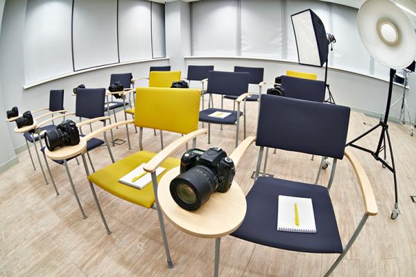 photographers training