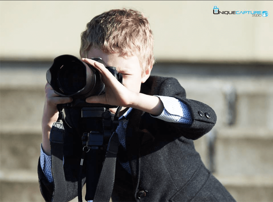 The next generation of budding Photographers!