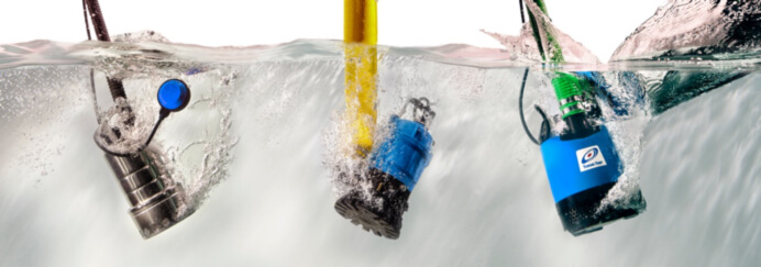 Underwater Commercial Photography submersible pumps
