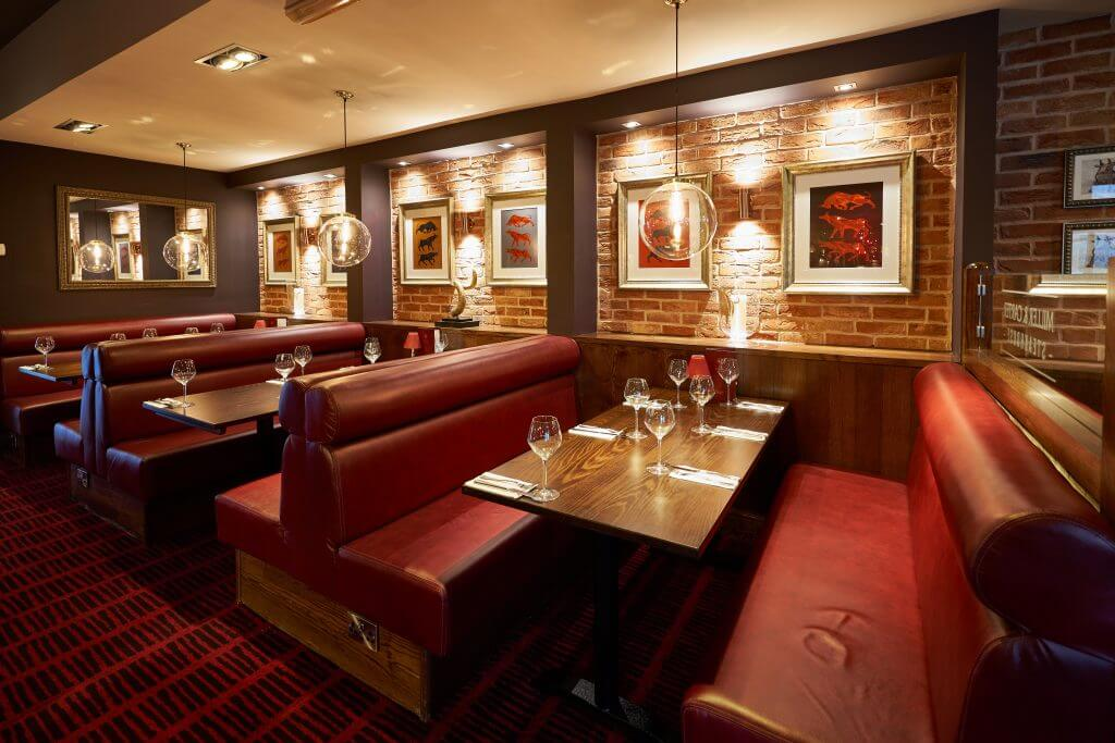 Restaurant Photography Miller & Carter Milton Keynes